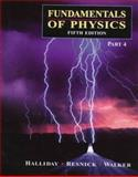 Fundamentals of Physics : EGrade Plus Stand-Alone Access, Halliday, David, 0471148563