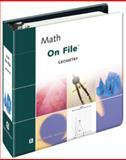 Math on File, Geometry 9780816048564