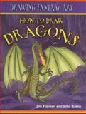 How to Draw Dragons, Jim Hansen and John Burns, 1404238565