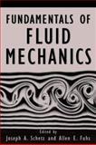Fundamentals of Fluid Mechanics, , 0471348562