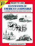Ready-to-Use Illustrations of American Landmarks, Charles Hogarth, 0486298566