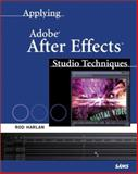Applying Adobe after Effects 4.0 Techniques, Harlan, Roderick, 0672318563