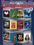 Easy Popular Movie Instrumental Solos for Strings, Alfred Publishing, 0739048562
