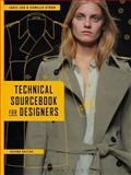 Technical Sourcebook for Designers, Lee, Jaeil and Steene, Camille, 1609018567