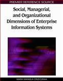 Social, Managerial and Organizational Dimensions of Enterprise Information Systems, , 1605668567