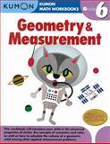 Grade 6 Geometry and Measurement, Kumon Publishing, 1934968560