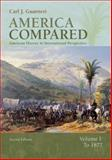 America Compared Vol. 1 : American History in International Perspective to 1877, Guarneri, Carl J., 0618318569