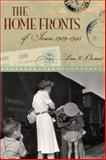 The Home Fronts of Iowa, 1939-1945 9780826218568