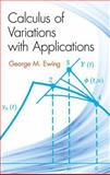 Calculus of Variations with Applications, Ewing, George M., 0486648567