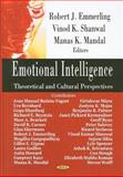 Emotional Intelligence : Theoretical and Cultural Perspectives, Emmerling, Robert J. and Shanwal, Vinod K., 1600218563