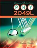 Phy 2049L Laboratory Manual 9780757588570