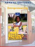 Annual Editions: Entrepreneurship, 6/e, Price, Robert, 0073528579