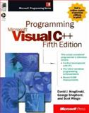 Programming Visual C++, Kruglinski, David J. and Sheperd, George W., 1572318570