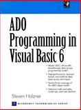 ADO Programming in Visual Basics, Holzner, Steven, 0130858579