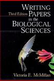 Writing Papers in the Biological Sciences, McMillan, Victoria E., 0312258577