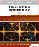 Data Structures and Algorithms in Java 6/e International Student Version, Goodrich, Michael T., 1118808576