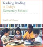 Teaching Reading in Today's Elementary Schools, Roe, Betty and Smith, Sandra H., 0618938575