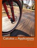 Calculus with Applications, Lial, Margaret L. and Greenwell, Raymond N., 0321748573