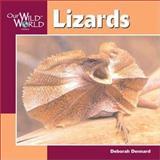 Lizards, Deborah Dennard, 1559718579