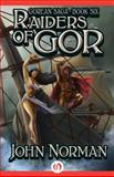 Raiders of Gor, John Norman, 1497648572