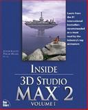 Inside 3D Studio Max 2, Espinosa-Aguilar, Dave and Williamson, Mark, 1562058576