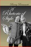 A Rhetoric of Style, Brummett, Barry, 0809328585