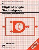 Digital Logic Techniques : Principles and Practice, Stonham, 1461568587