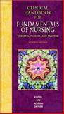Clinical Handbook for Fundamentals of Nursing : Concepts, Procedure and Practice, Berman, Audrey J. and Snyder, Shirlee, 0131128582
