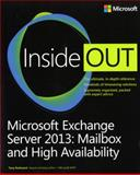 Microsoft Exchange Server 2013 : Mailbox and High Availability, Redmond, Tony, 0735678588
