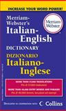 Merriam-Webster's Italian-English Dictionary, Merriam-Webster, Inc. Staff, 0877798583