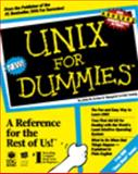 UNIX for Dummies, Levine, John R. and Young, Margaret Levine, 1878058584