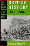 British History, 1815-1906 9780198228585