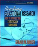 Reading Educational Research, Gerald W. Bracey, 0325008582