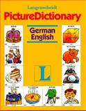 Picture Dictionary, Pierre Renyi and Langenscheidt Publishers Staff, 0887298583