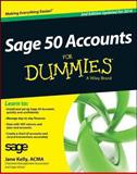 Sage 50 Accounts for Dummies, Jane Kelly, 1118308581
