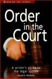 Order in the Court, David Mullally, 0898798582