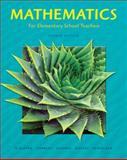 Mathematics for Elementary School Teachers plus MyMathLab Student Starter Kit, O'Daffer, Phares and Charles, Randall, 0321448596
