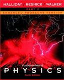 Fundamentals of Physics, Part 2, Chapters 13 - 21 , Enhanced Problems Version Pt. 2 : Enhanced Problems Version, Chapters 13-21, Halliday, David and Resnick, Robert, 0471228591