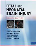 Fetal and Neonatal Brain Injury, , 052188859X