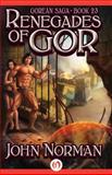 Renegades of Gor, John Norman, 1497648599