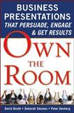 Own the Room 1st Edition