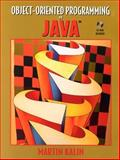 Object-Oriented Programming in Java, Kalin, Martin, 0130198595