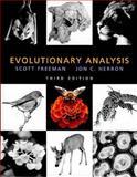 Evolutionary Analysis, Freeman, Scott and Herron, Jon C., 0131018590