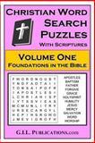 Christian Word Search Puzzles, Volume One, Akili T. Kumasi, 0980218594
