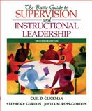 Supervision and Instructional Leadership, Glickman, Carl D. and Gordon, Stephen P., 0205578594