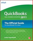 QuickBooks 2011 the Official Guide, Capachietti, Leslie, 0071748598
