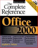 Office 2000 : The Complete Reference, Nelson, Stephen L. and Weverka, Peter, 0072118598