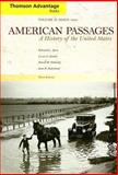 American Passages, Edward L. Ayers and Lewis L. Gould, 049518859X