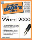 Microsoft Word 2000, Dan Bobola, 078971860X