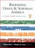 Redefining Urban and Suburban America : Evidence from Census 2000, , 0815748604
